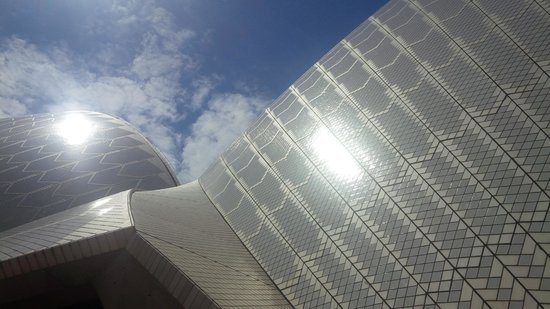 Sydney Architecture Walks : THE TILES