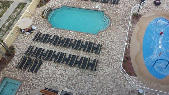 Hampton Inn Daytona Beach/Beachfront: Pool