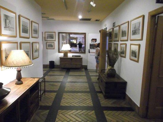 Los Jandalos Santa Maria: acceso a salones