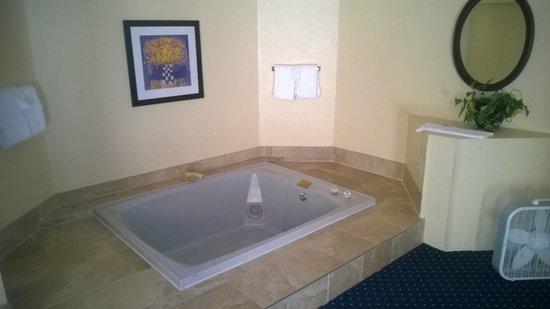jacuzzi in room picture of wyndham garden fort wayne With honeymoon suites in fort wayne indiana