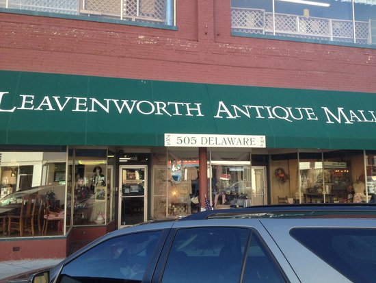 ‪Leavenworth Antique Mall‬