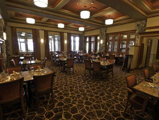 1000 Islands Harbor Hotel: Seaway Grille