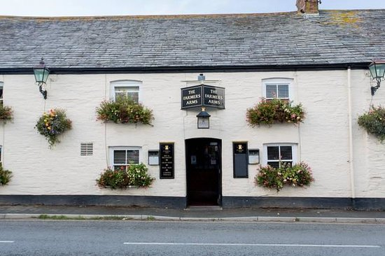 Saint Merryn United Kingdom  City new picture : ... Ice Cream Picture of Farmers Arms St Merryn, St Merryn TripAdvisor