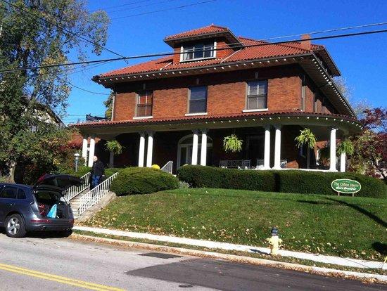 Clifton house updated 2017 b b reviews cincinnati oh for 5 clifton terrace winchester b b