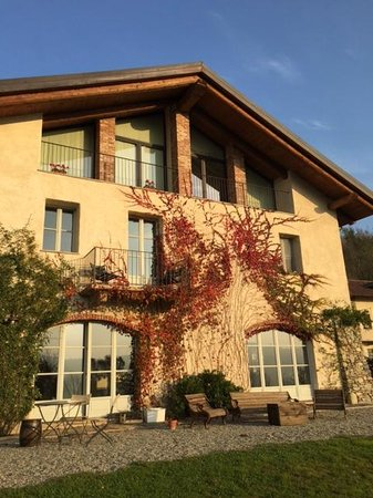 Le Maddalene Bed and Breakfast: Struttura