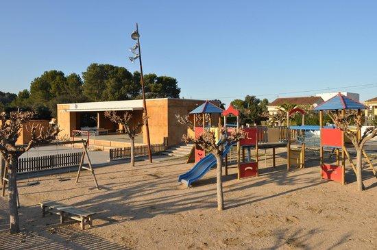 Hotel Les Roques: ZONA INFANTIL