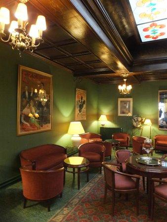 Hotel Royal Fromentin : Зона завтрака