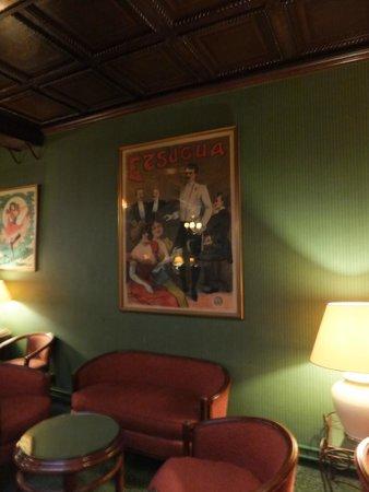 Hotel Royal Fromentin : Интерьер холла