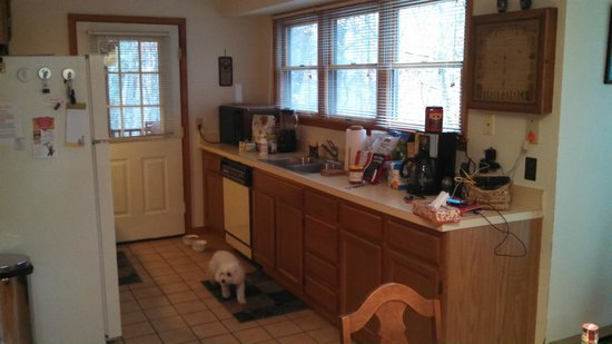 Berkeley Springs Cottage Rentals: Kitchen