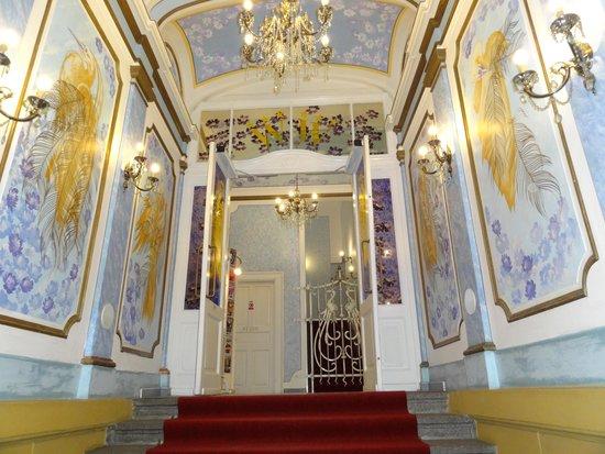 Hotel William: вход