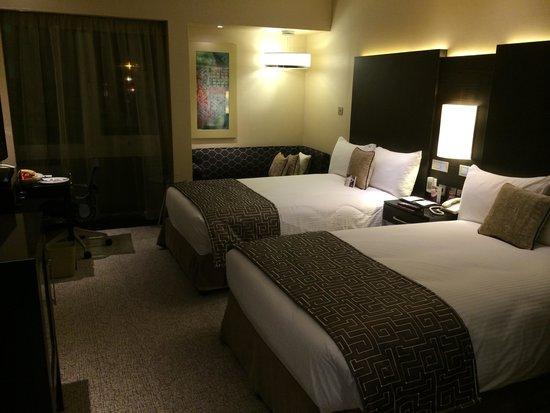 Crowne Plaza Bahrain: Room