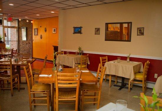 View from the back bild från pinoy filipino restaurant