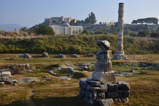 Ephesus Travel Guide - Private Ephesus Tours: Temple of Artemis