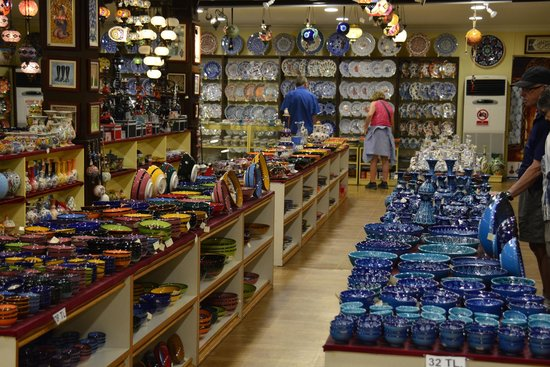 Ephesus Travel Guide - Private Ephesus Tours: Ceramic Shop