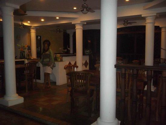 Macanao Lodge : Comedor