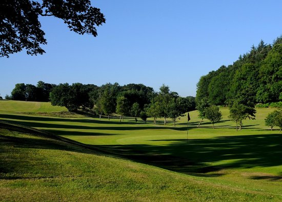 ‪Shrigley Hall Golf Course‬