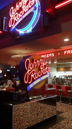 Johnny Rockets River Spirit Casino