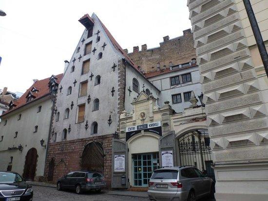 Riga Free Tour : Riga beautiful house