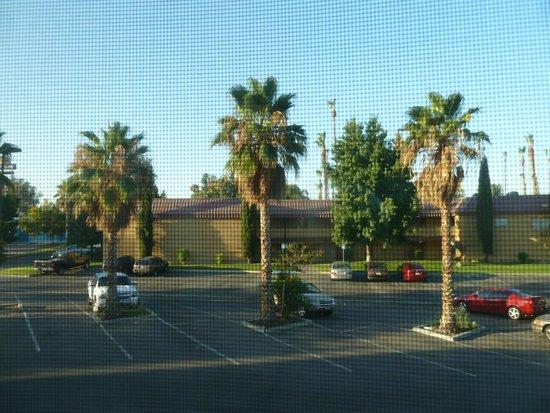 Ramada Limited Bakersfield North : vue de notre chambre