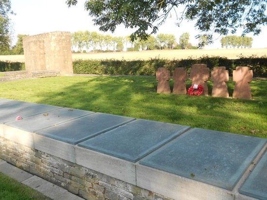 Fricourt British Cemetery