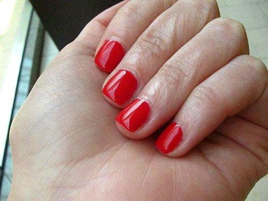 my shellac nails aurora
