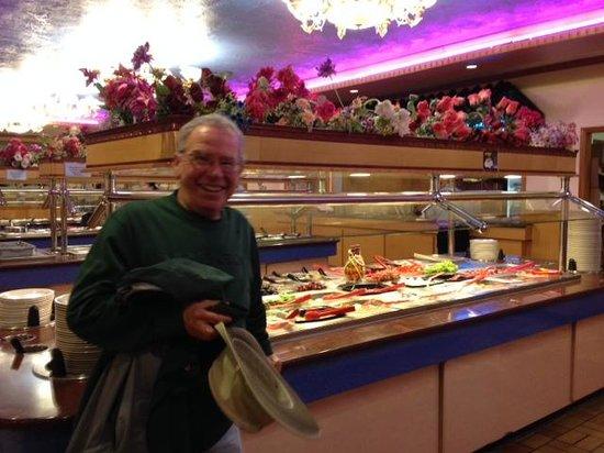 eugene seafood buffet restaurants