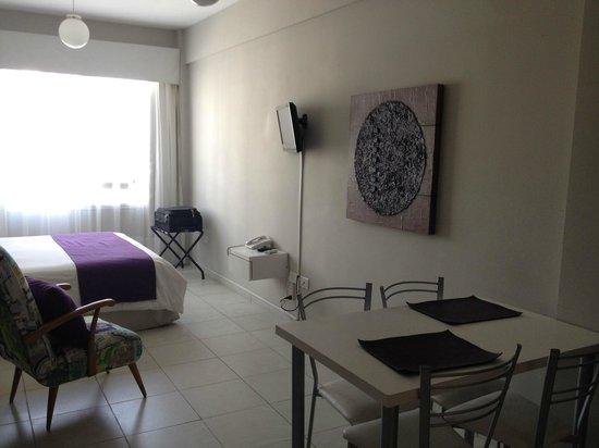 Apart Hotel Via 51 : Departamento Del Bosque