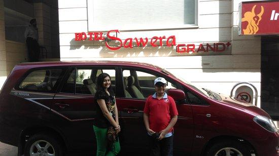 Hotel Sawera Grand: hotel savera grand