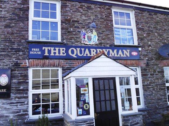 Quarryman: Cornwall mon