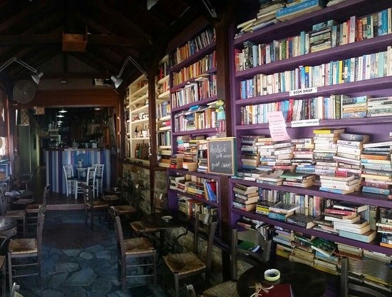 The fabulous book swap at To Steki