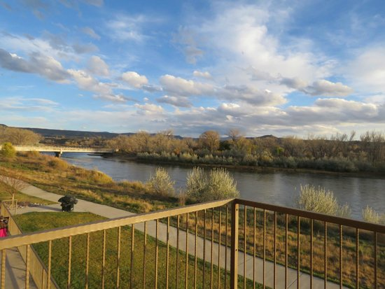 Holiday Inn Express Hotel & Suites Silt - Rifle: Stunning View of the Colorado River