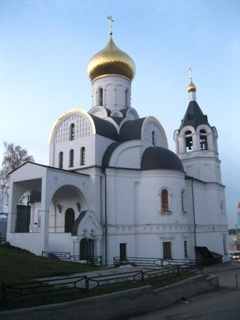 ‪Church of the Icon of Our Lady of Kazan‬