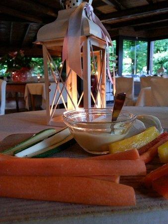 ai Cadelach Hotel & Ristorante: Antipasto