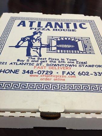 Atlantic Pizza House