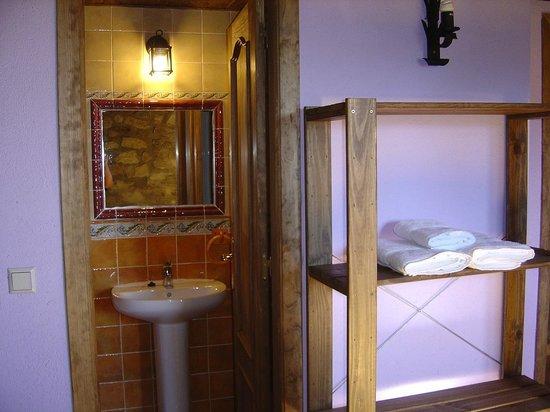 Reperos, España: Baño