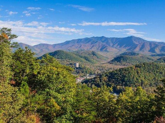 The Highlands Condominium: View from Condo 402