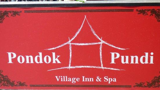 Pondok Pundi Village Inn & Spa: Pondok pundi