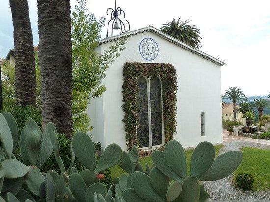 Chapelle du Rosaire in Vence