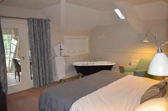 Eleven Didsbury Park: Bedroom