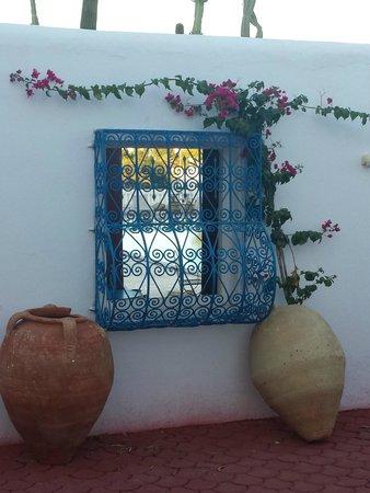 Amphora Menzel: amphores et bougainvillées