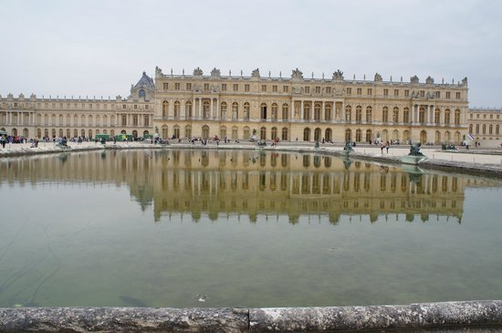 Romantic guide to paris travel guide on tripadvisor - Restaurant chateau de versailles ...