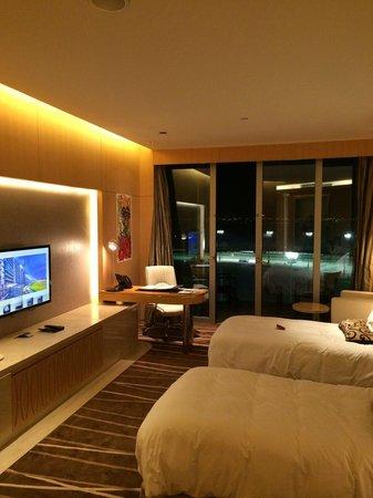 The Meydan Hotel: maravillosas habitaciones de lujo