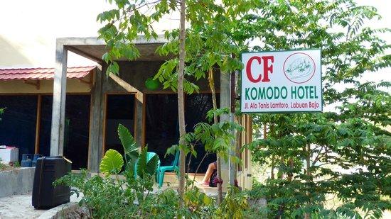 CF Komodo Hotel: hotel