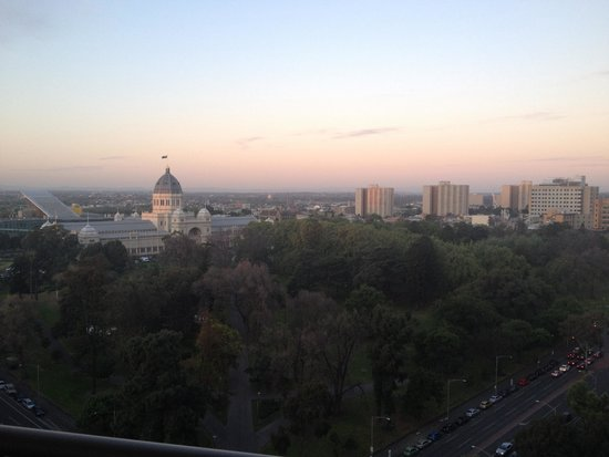Mantra on the Park: View from 16th floor