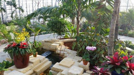 Lauritzen Gardens Omahau0027s Botanical Center: Conservatory
