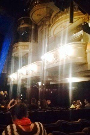 Theatre Royal Drury Lane: Boxes