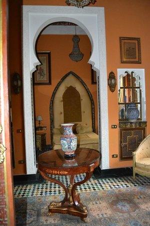 Kassr Annoujoum Ducci Foundation: la suite orange