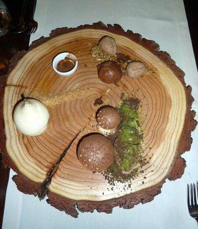 Hotel Rialto: Martin Castro's dessert