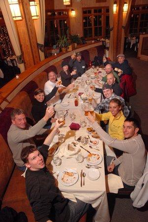 Timbers Restaurant: Beer dinners