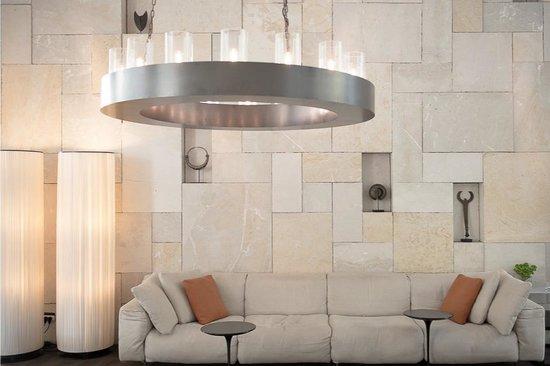 Mamilla Hotel: Le lobby